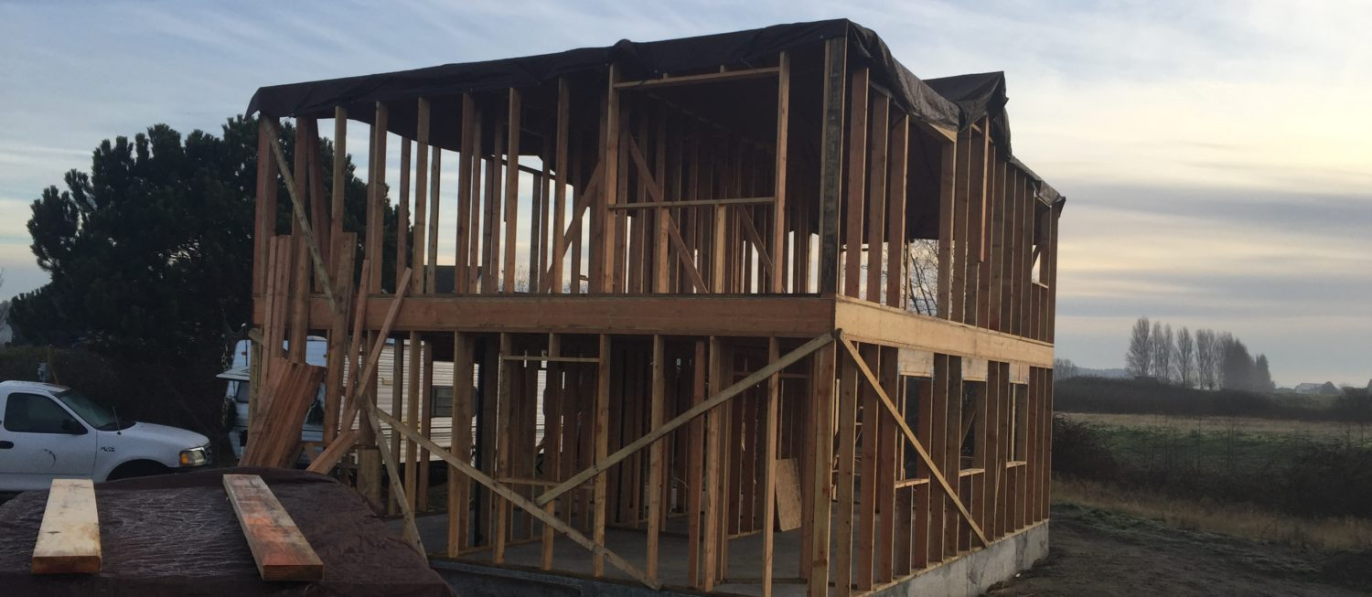 Step 10 – Frame the Second Floor – Saving Sustainably